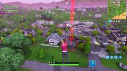 fortnite br where to find basketball hoops