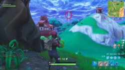 fortnite floating bolts lucky landing