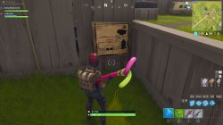 where to find risky reels treasure map fortnite br season 5 week 1
