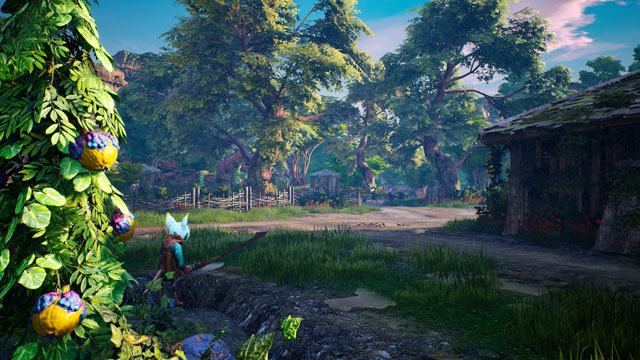 Biomutant Gamescom 2018 Gameplay First Impressions