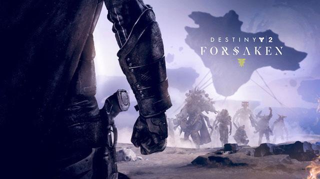 Destiny 2 Forsaken Launch Trailer Revealed Ahead of Release