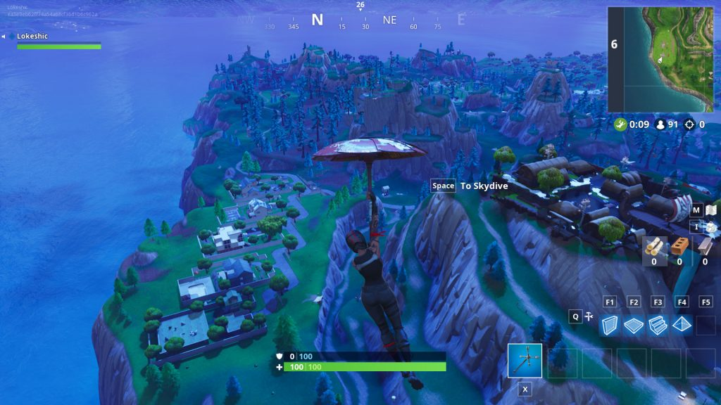 Fortnite Follow the Treasure Map Found in Snobby Shores Challenge