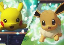 Pokemon Let's Go Eevee & Pikachu - Similarities with Pokemon GO