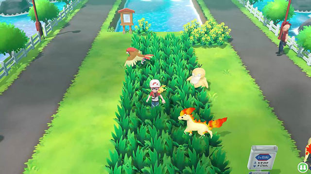 Pokemon Let's Go Gamescom 2018 Gameplay Impressions