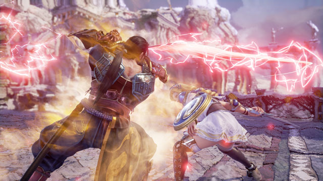 Soulcalibur VI on Nintendo Switch Currently Not in the Works
