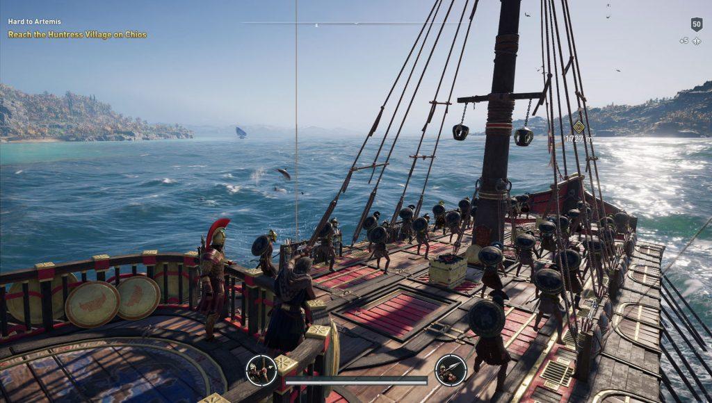 ac odyssey ship adrestia