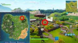 fornite br secret battle star tier week 6 season 5 location