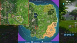fortnite br stone head location shifty shafts