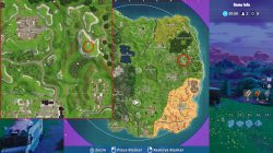 fortnite br stone head locations lonely lodge