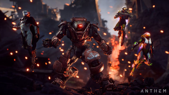 Anthem Demo Coming February 2019, Story DLC Will be Free