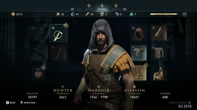 Assassin's Creed Odyssey Armor, Hoods, Blacksmiths Explained