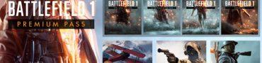 Battlefield 1 Premium Pass Giveaway after Battlefield V Open Beta