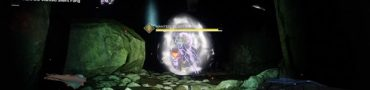 Cavern of Souls Silent Fang Wanted Bounty Location - Destiny 2