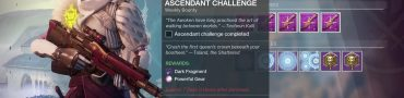 Destiny 2 Ascendant Challenge Week 4 - Crush First Queen's Crown