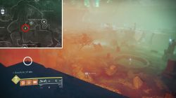 Destiny 2 Dead Ghost Struck by Wonder Location Nessus