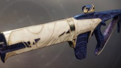 Destiny 2 Forsaken Last Wish Auto Rifle Age Old Bone