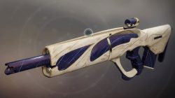 Destiny 2 Forsaken Last Wish Chattering Bone Kinetic Pulse Rifle Drop
