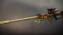 Destiny 2 Forsaken Last Wish Supremacy Sniper Rifle
