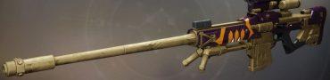 Destiny 2 Forsaken Last Wish Supremacy Sniper Rifle