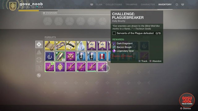 Destiny 2 Plaguebreaker Bounty - Where to Find Servants of the Plague