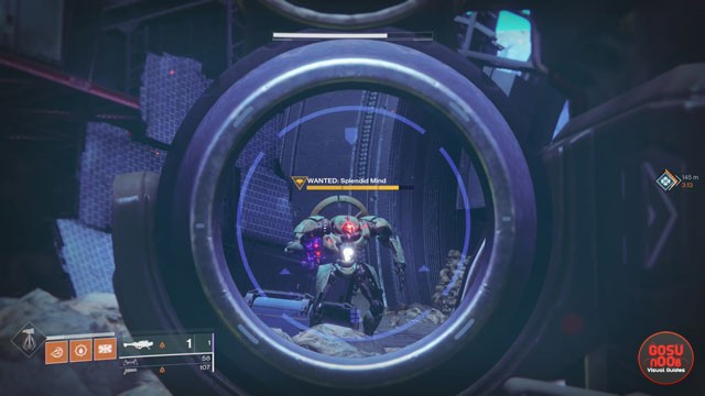 Destiny 2 Splendid Mind Glade of Echoes Wanted Bounty Location