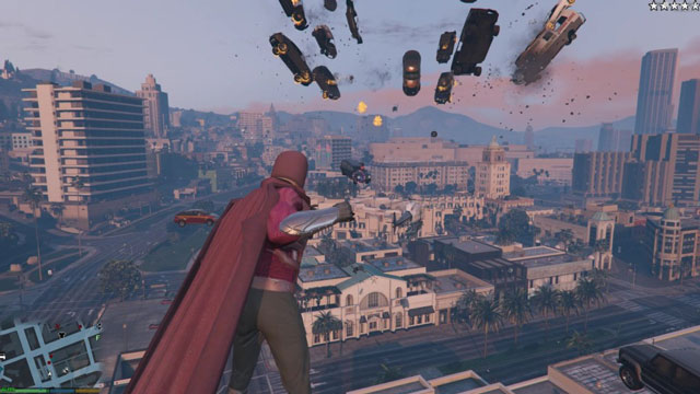 GTA V New Mod Lets You Play as Magneto, And It Looks Awesome