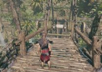 Rough Landing Bridge Crossing Puzzle Solution - Shadow of Tomb Raider
