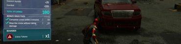 Spider-Man PS4 Car Chase Prisoner Crimes - How to Not Take Damage