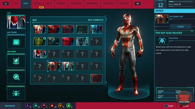 Spider-Man Where to Find Preorder Bonuses - Suit & Skill Points