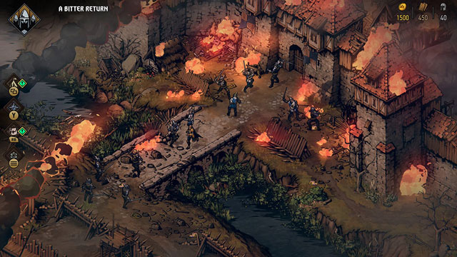 Thronebreaker The Witcher Tales Pre-Orders & Story Teaser Launch