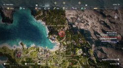 ac odyssey happy hour ainigmata ostraka puzzle solution