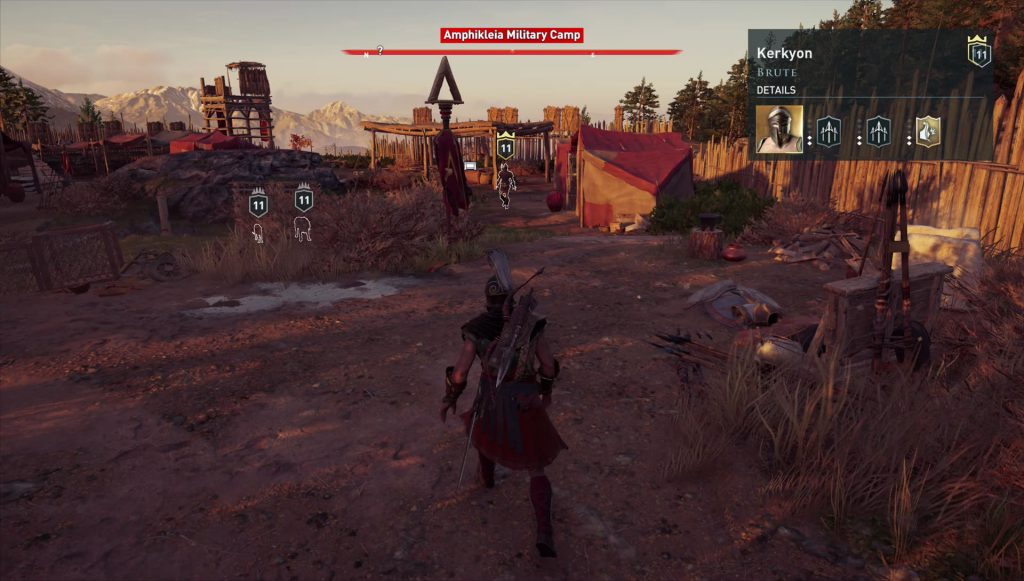 ac odyssey how to recruit legendary lieutenants