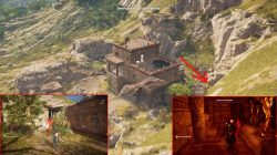 ac odyssey oinomaos house first civilization stele