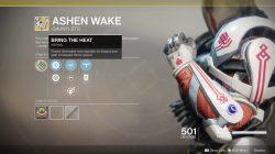 ashen wake