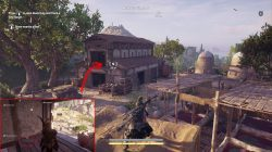 ashees to ashes ostraka location assassin's creed odyssey