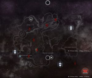 Destiny 2 Dead Ghost Stories Lore Triumph Locations