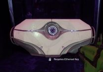 destiny 2 ethereal key chest last wish raid