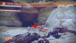 destiny 2 forsaken blood cleaver start location