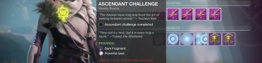 destiny 2 how to complete ascendant challenge