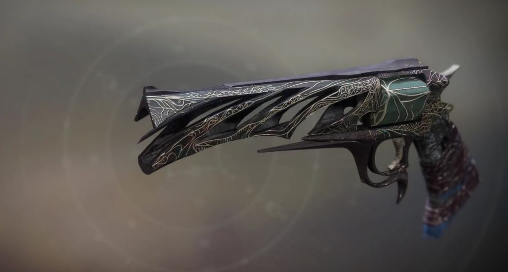 destiny 2 malfeasance exotic weapon