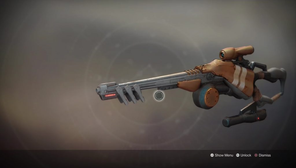destiny 2 queenbreaker exotic weapon