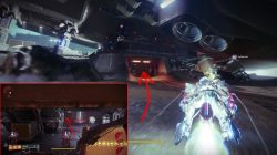 destiny 2 skydock iv location