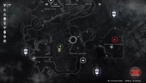 destiny 2 talisman fragment in a rare green place