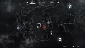 destiny 2 talisman fragment in the heart of spider's web
