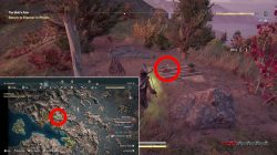 finger tip ainigmata ostraka puzzle how to solve ac odyssey