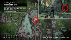 hidden city where to find monolith locations & how to solve
