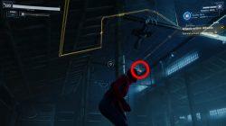 hidden second door wheels within wheels spiderman how to open