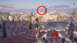 how to solve killer view ostraka puzzle ac odyssey
