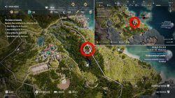 how to solve two of clubs ainigmata ostraka ac odyssey
