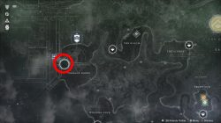 kurg all seeing force destiny 2 forsaken bounty location